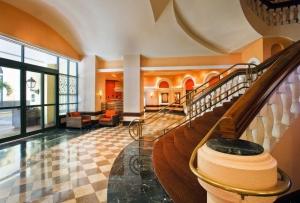 Sheraton Old San Juan Lobby Entrance