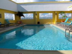 Sheraton Old San Juan Rooftop Pool