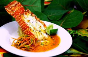 Succulent Lobster Tail