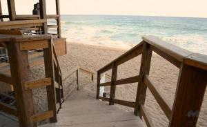 Tamboo Tavern steps from beach
