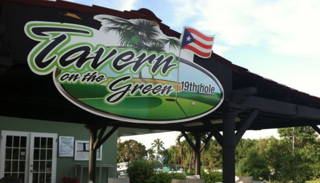 Tavern on the Green @ 19th Hole