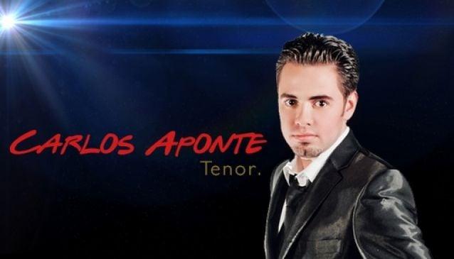 Tenor Carlos Aponte
