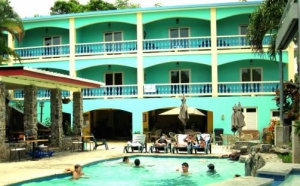 Pool Lazy Parrot Inn, Puerto Rico