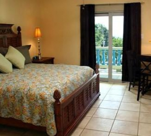 King Guest Room Lazy Parrot, Rincon