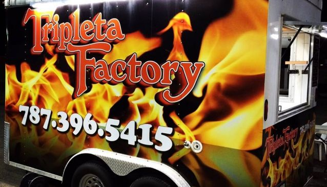 Tripleta Factory Food Truck