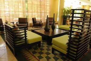 Lobby Verdanza Hotel, Isla Verde, PR