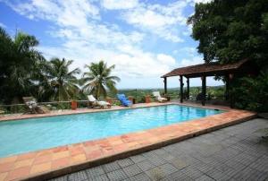 Villa Loma Sol Pool, Rio Grande