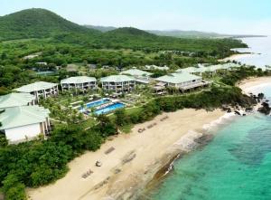 W Retreat & Spa Aerial View