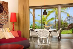 WOW Suite - Living Room W Vieques, PR