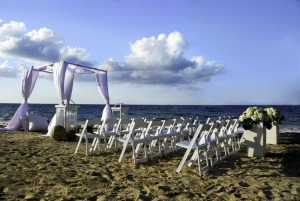 W Beach Wedding