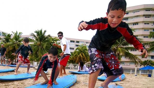 Wow! Surfing School and Water Sports