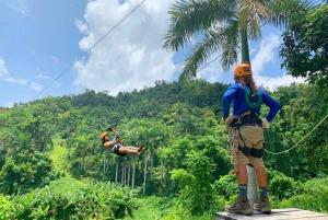 Yunque Rainforest Zip-Lining Adventure
