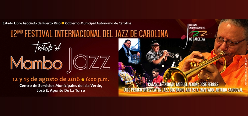 12th Annual Carolina International Jazz Festival