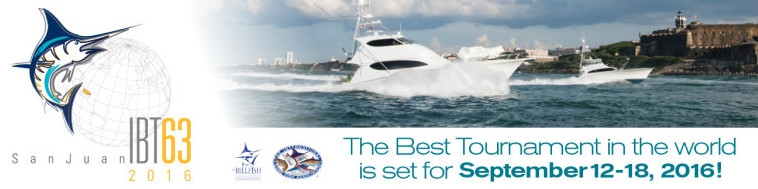 63rd International Billfish Tournament
