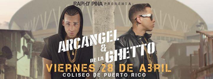 Arcángel y De La Ghetto