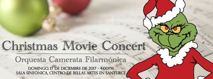 Christmas Movie Concert
