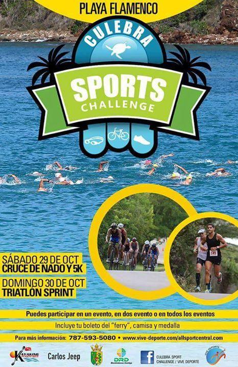 Culebra Sports Challenge 3ra Edicion