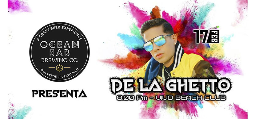 De La Ghetto @Vivo Beach Club