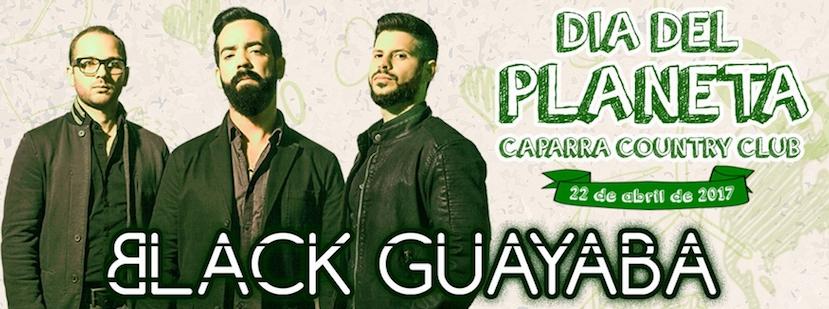 Earth Day - Black Guayaba