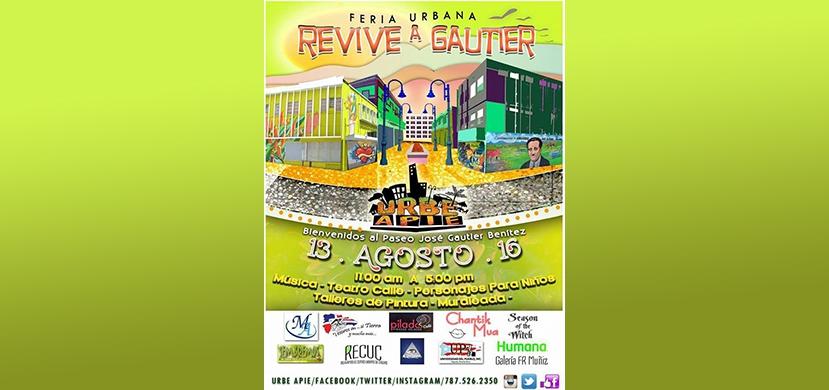 Feria Urbana Revive a Gautier
