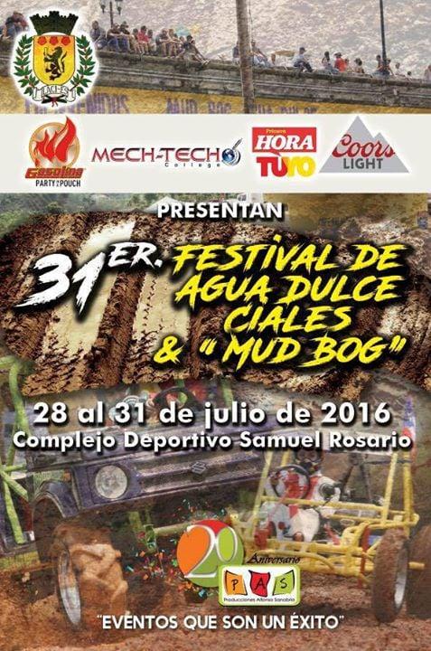 Festival Agua Dulce & Mud Bog Ciales