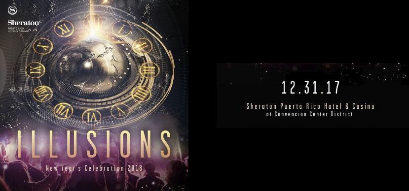Illusions New Years Celebration