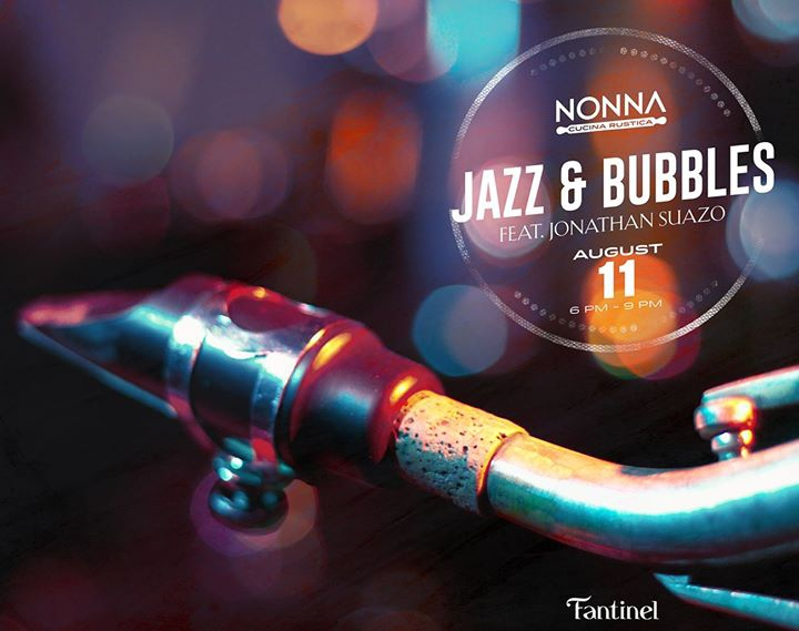 JAZZ & Bubbles - Nonna Series