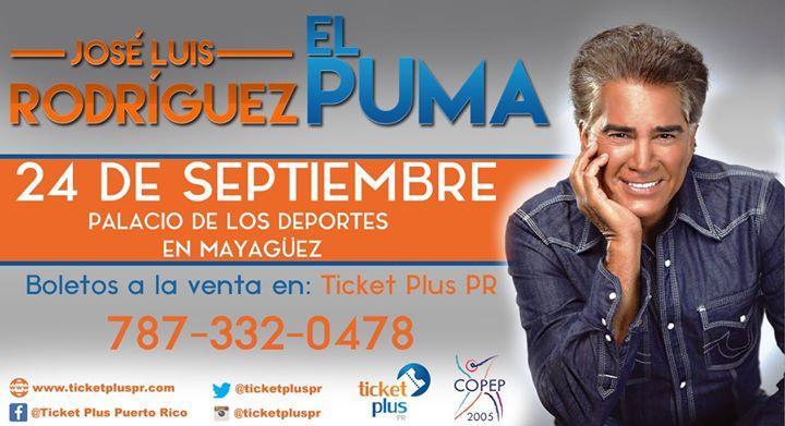 José Luis 'El Puma' Rodríguez - El Concierto