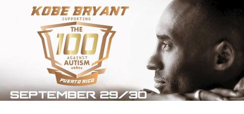 Kobe Bryant Event Puerto Rico 2017