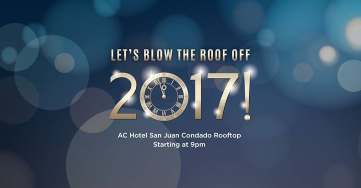 Let's Blow the Roof Off 2017!