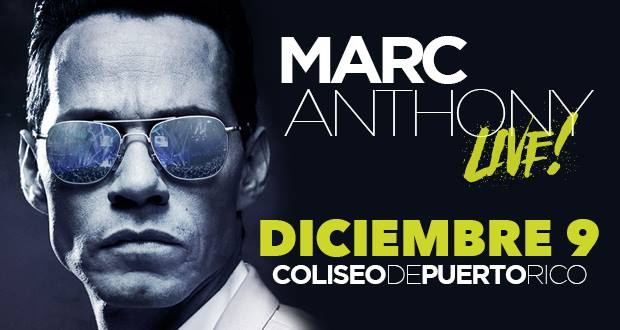 Marc Anthony Live!