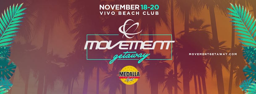 Movement Getaway 2016 Puerto Rico