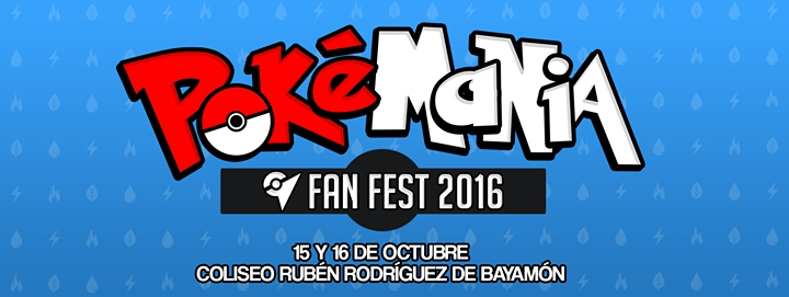 Pokémania Fan Fest 2016