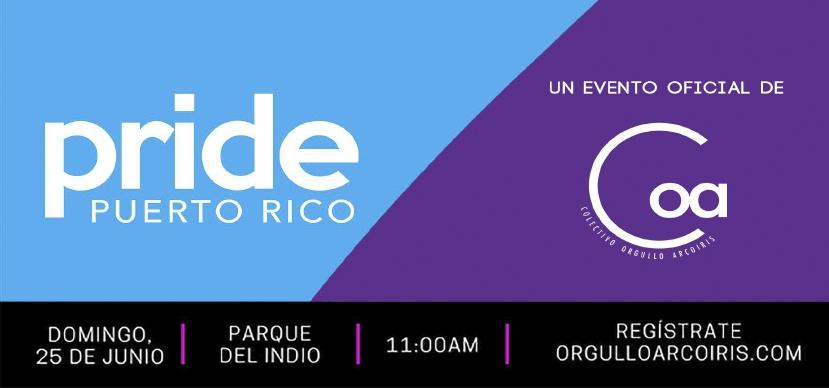 PRIDE Puerto Rico 2017