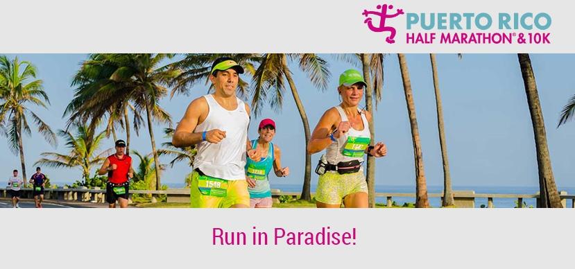 Puerto Rico Half Marathon® & 10K