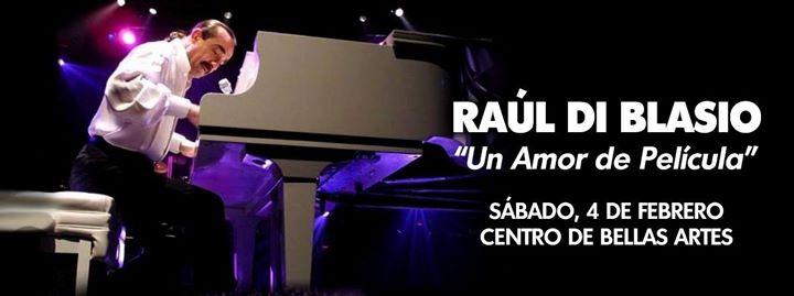 Raúl Di Blasio 'Un Amor de Película'