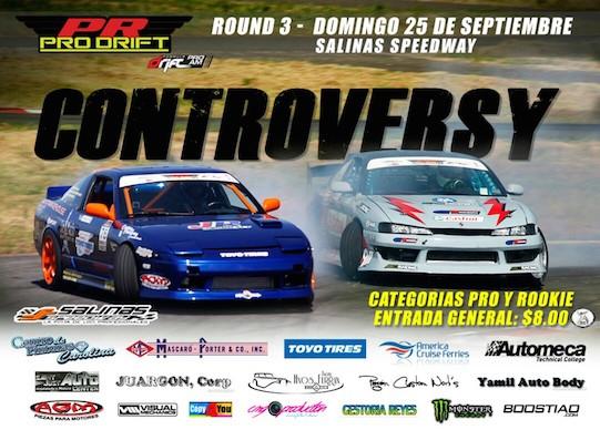 Round 3 - PR Pro Drift Series 2016