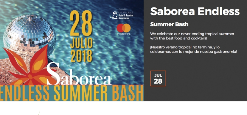 Saborea Endless Summer Bash