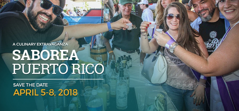 Saborea Puerto Rico 2018