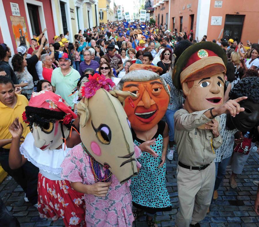 San Sebastiían Street Festival 2019
