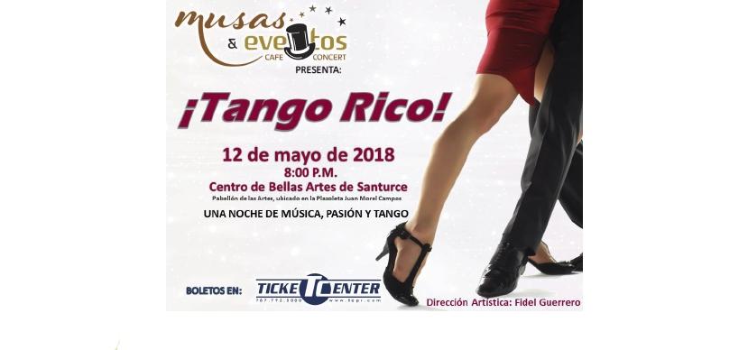 ¡Tango Rico!