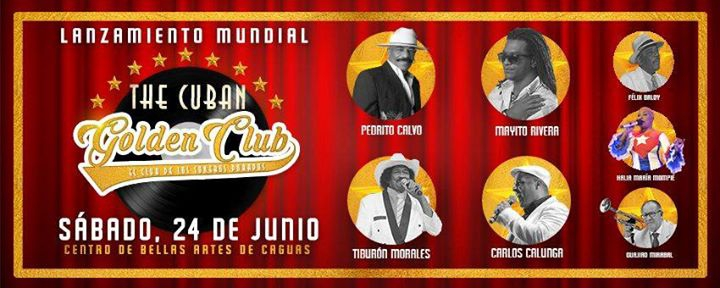 The Cuban Golden Club