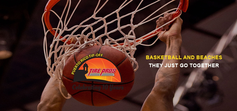 Tire Pros Puerto Rico Tip-Off