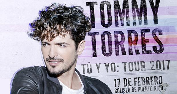 Tommy Torres Tú y Yo Tour