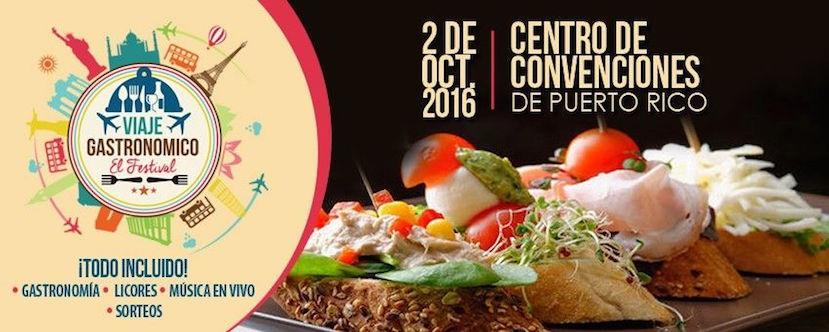 Viaje Gastronómico - El Festival