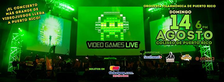Video Games Live Concert™