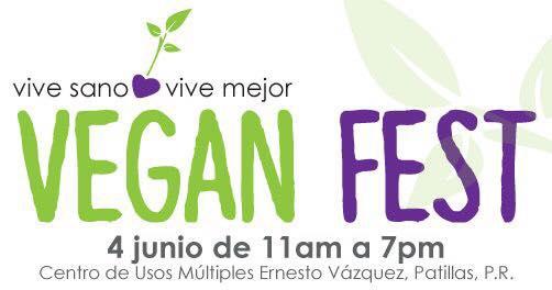 Vive Sano, Vive Mejor Vegan Fest