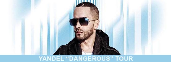 """Yandel """"Dangerous Tour"""""""