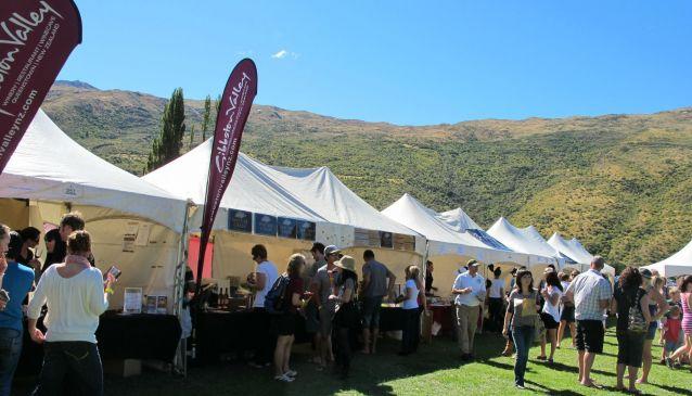 Gibbston Wine and Food Festival