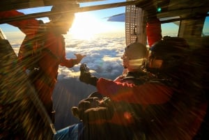 15,000-Foot Tandem Skydive near The Remarkables